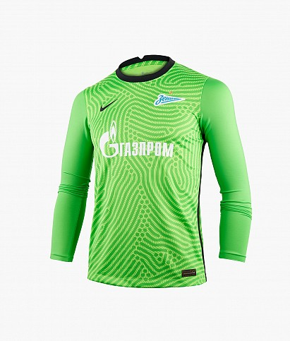 Children's goalkeeper jersey