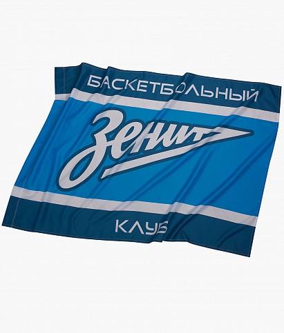 "Флаг баскетбольного клуба ""Зенит"""