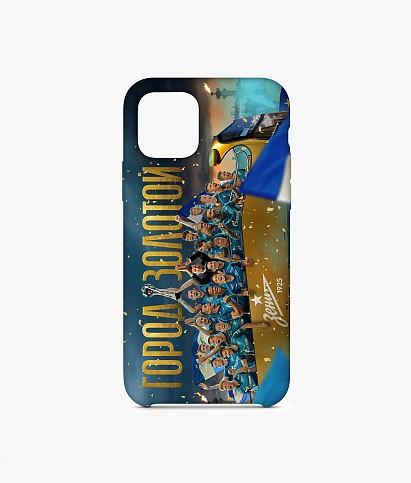 Чехол для IPhone 11 «Чемпионский автобус» 2020/21