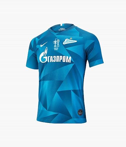 Подростковая домашняя футболка Nike сезон 2019/20