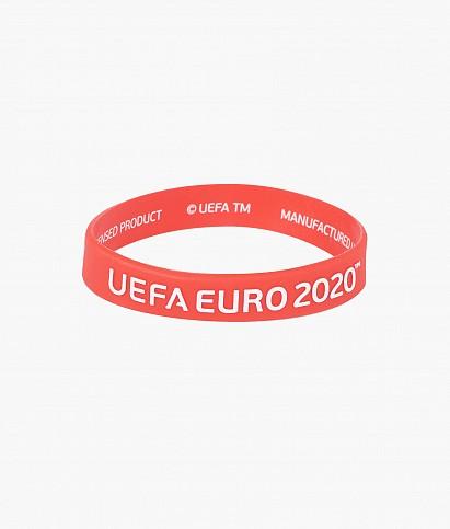Браслет силиконовый «Чемпионат Европы 2020»