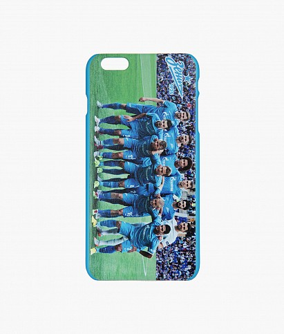 "Case for IPhone 6 plus ""Team"""