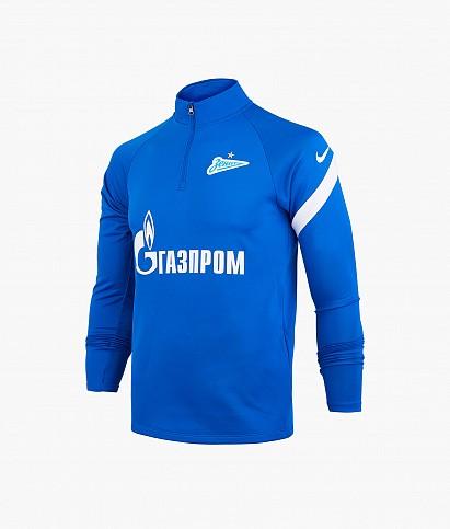 Джемпер тренировочный Nike Zenit сезон 2020/21