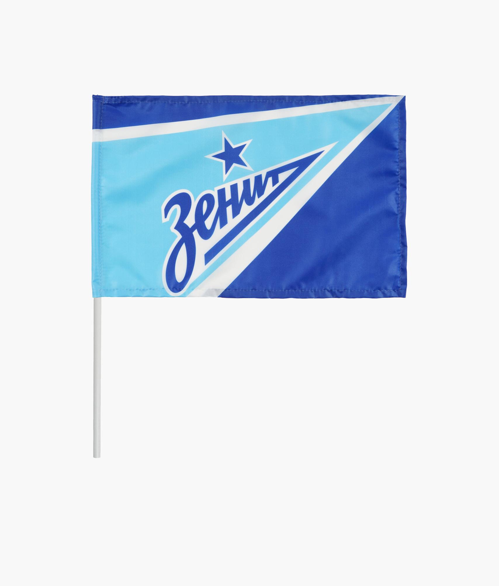 Флаг 90х135 «Классика» Зенит флаги duck and dog флаг россии с кронштейном и древком