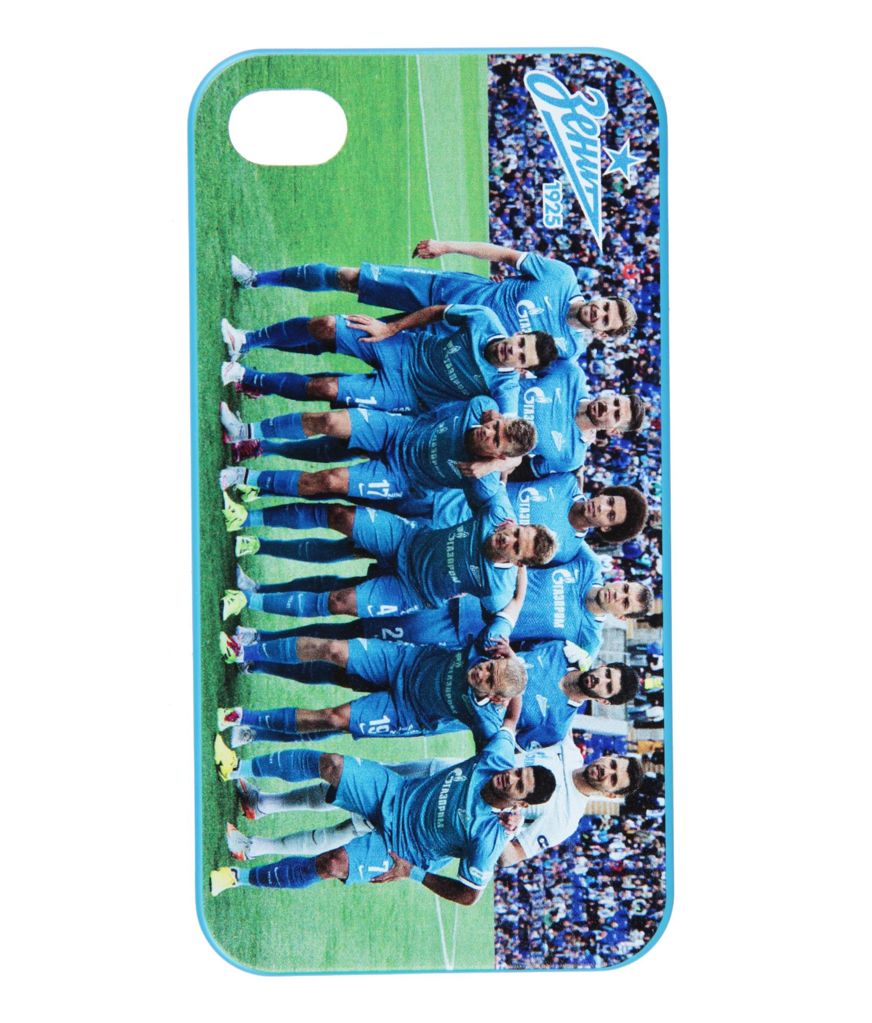 Чехол для IPhone 4  «Команда» Зенит