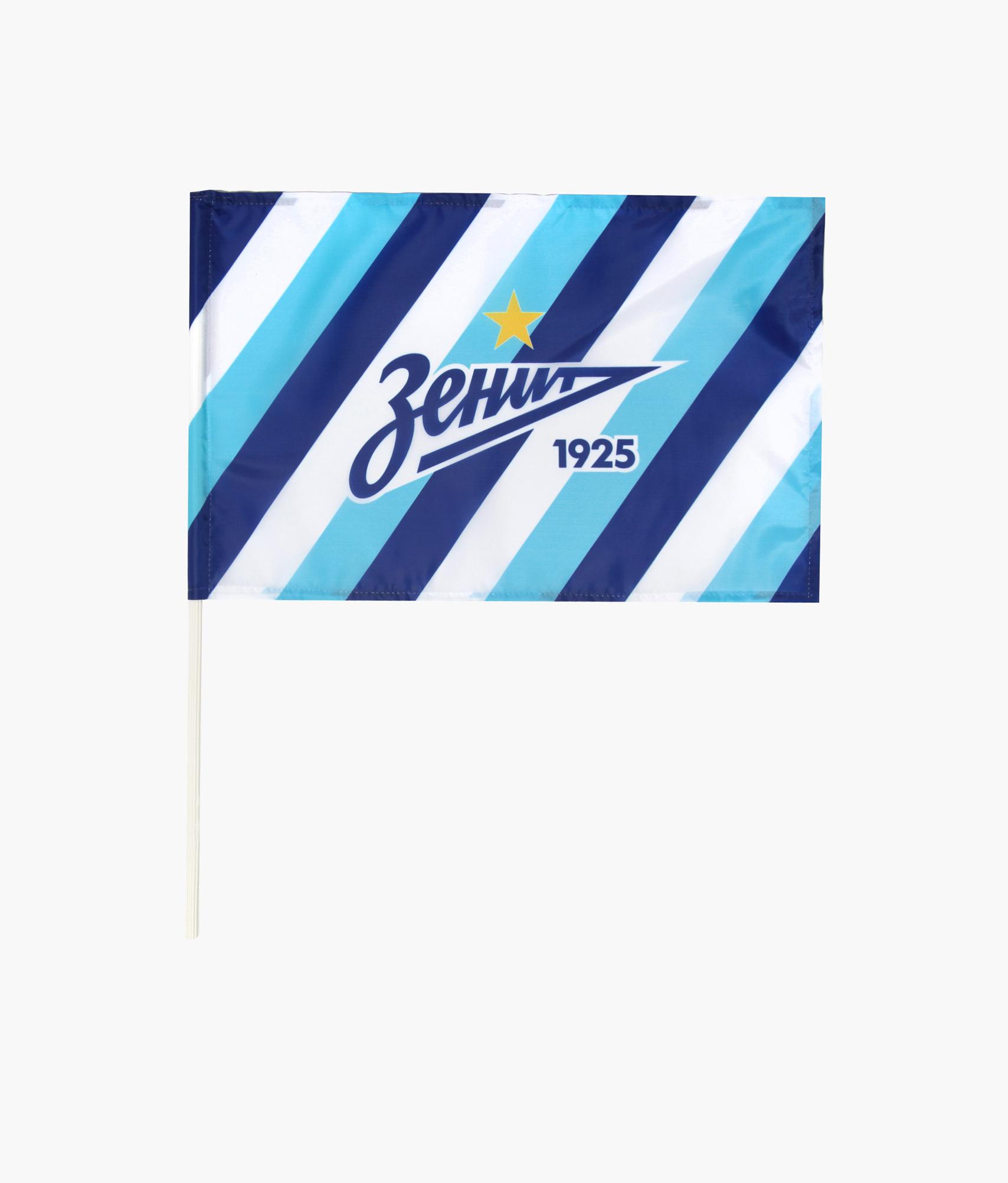Флаг «Полоски» 30*45 см Зенит флаг 150х225 классика зенит