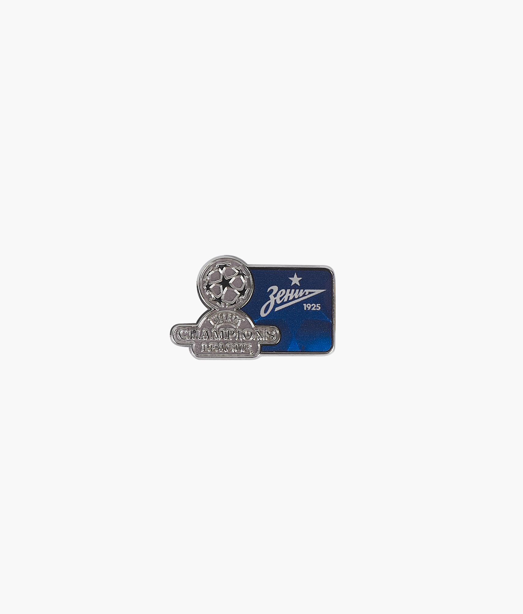 Значок Лига Чемпионов 2019/20 Зенит значок металлический 90 компьютер