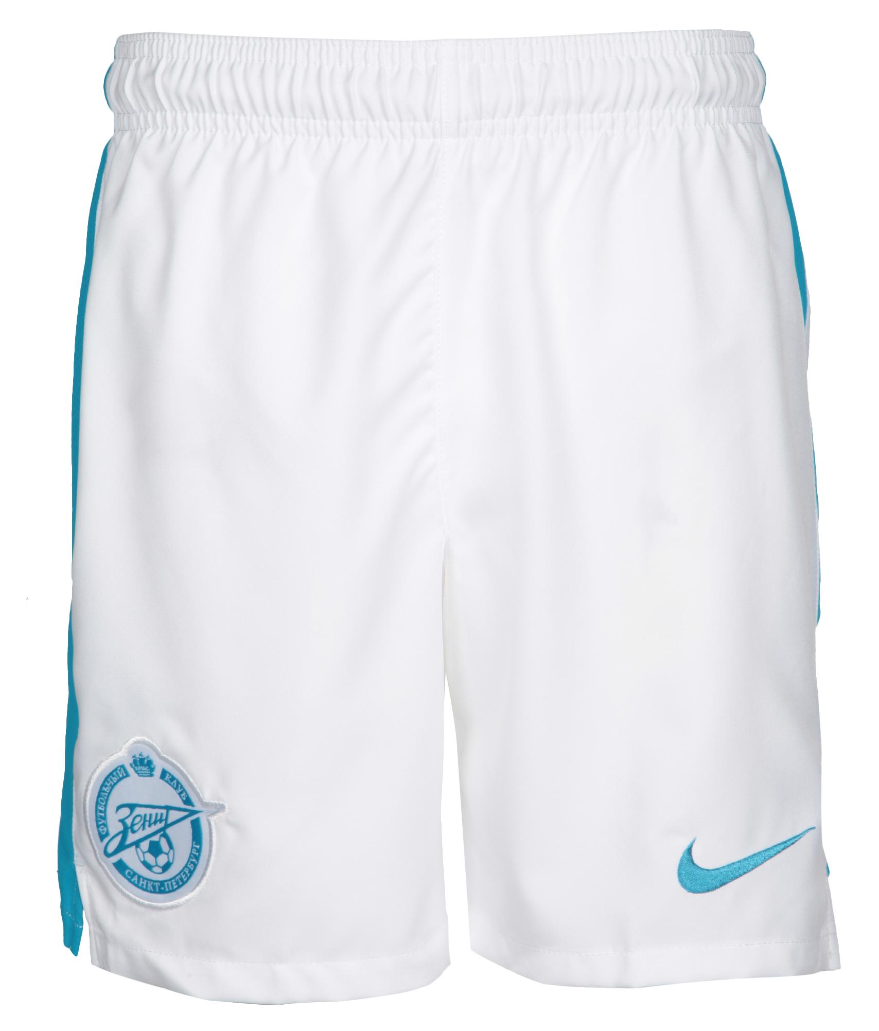 Шорты Nike выездные детские 2011  Цвет-Белый