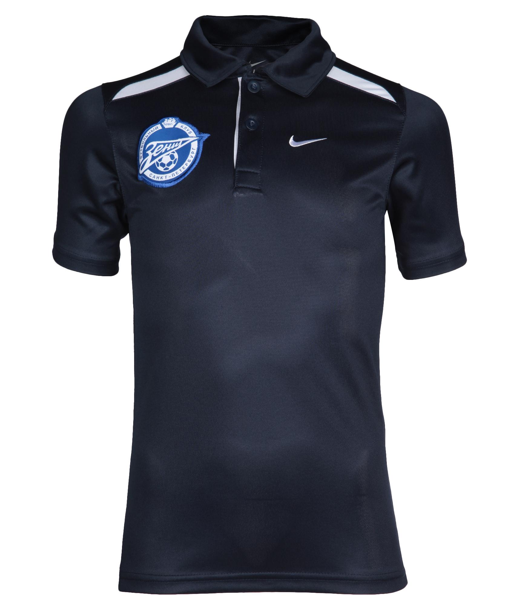 Поло детское Nike, Размер-M поло nike цвет голубой размер m