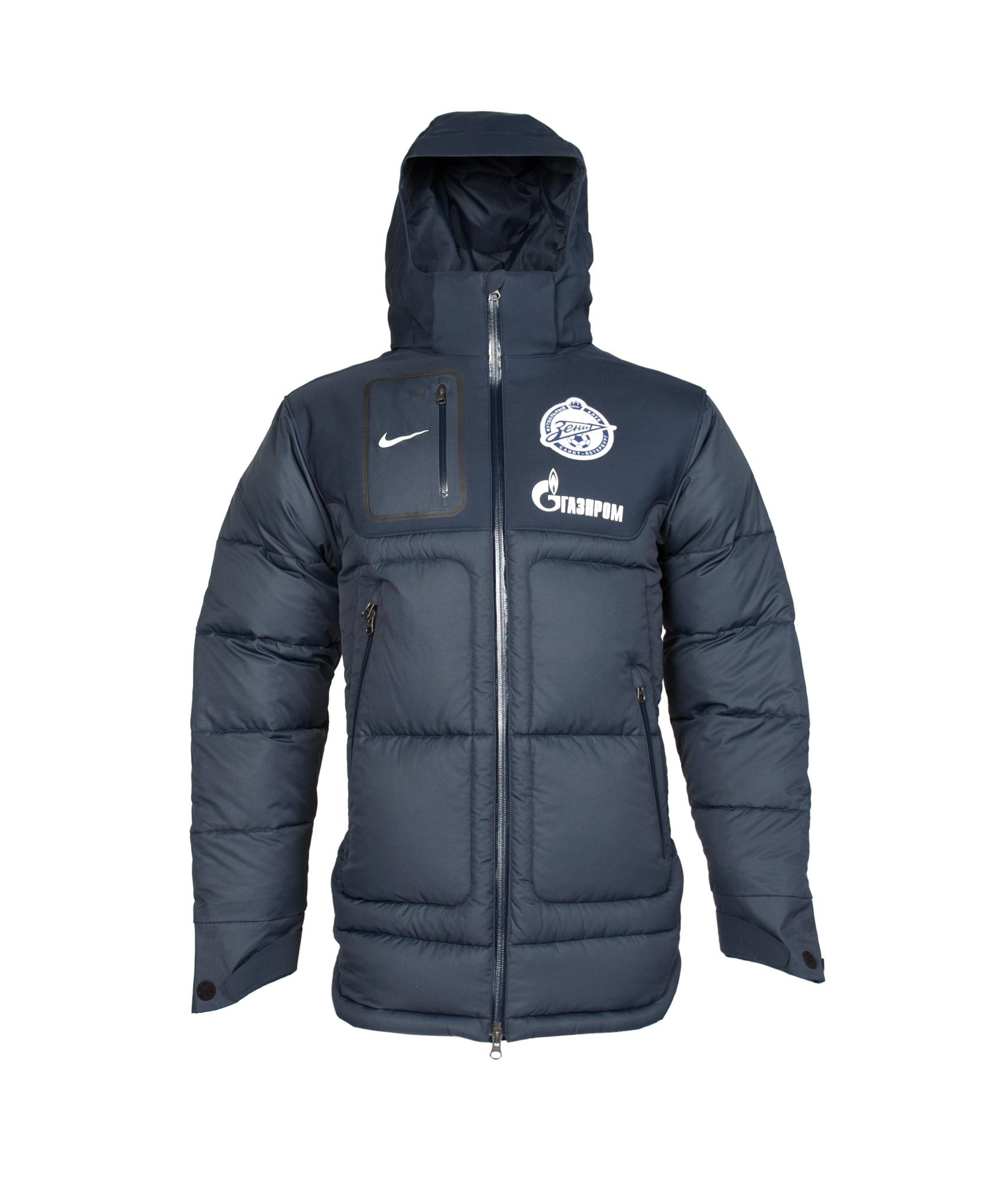 Куртка Nike Nike Цвет-Темно-Синий