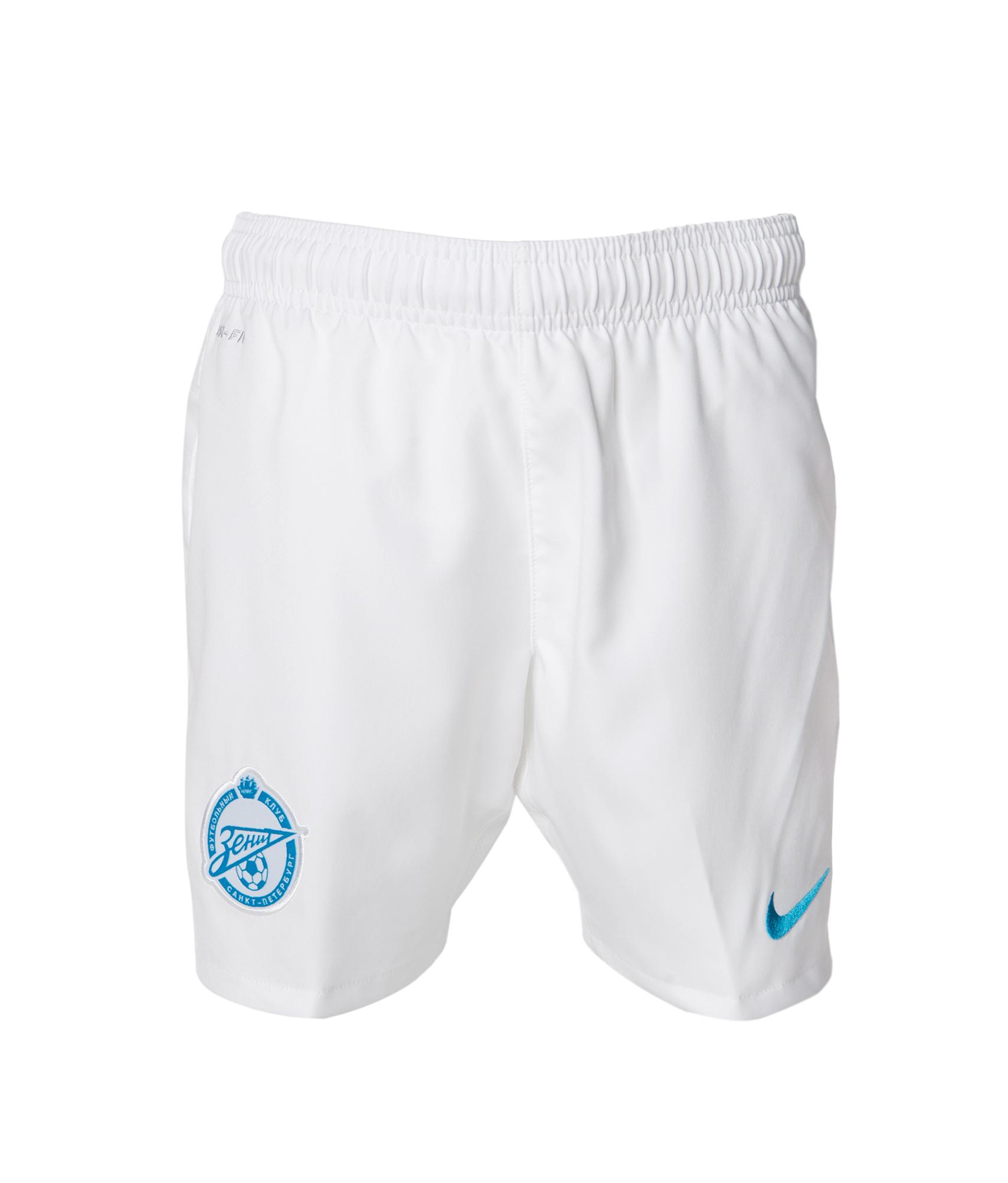 Шорты детские Nike 2012, Цвет-Белый, Размер-XS
