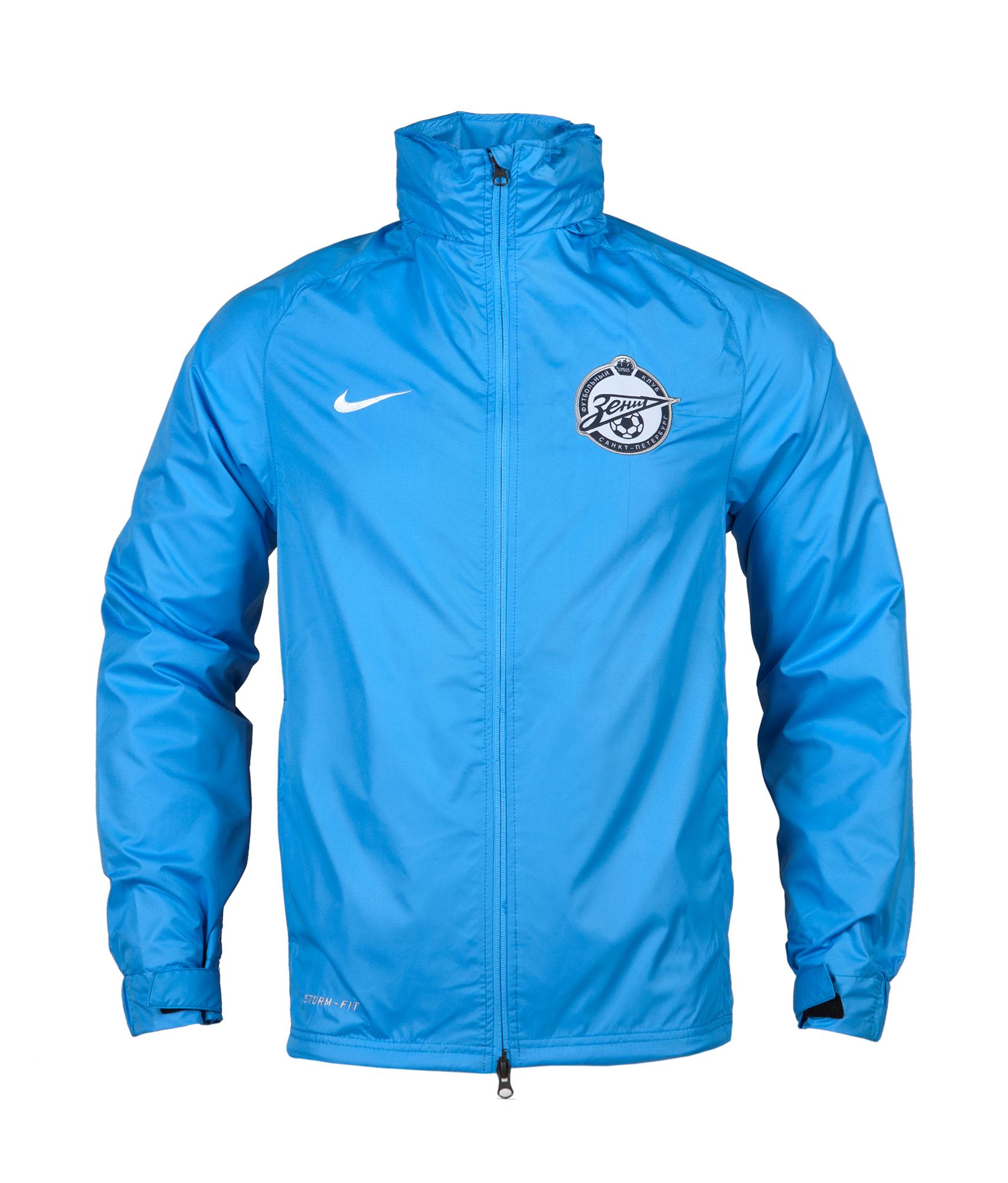 Ветровка Nike, Цвет-Синий, Размер-XL