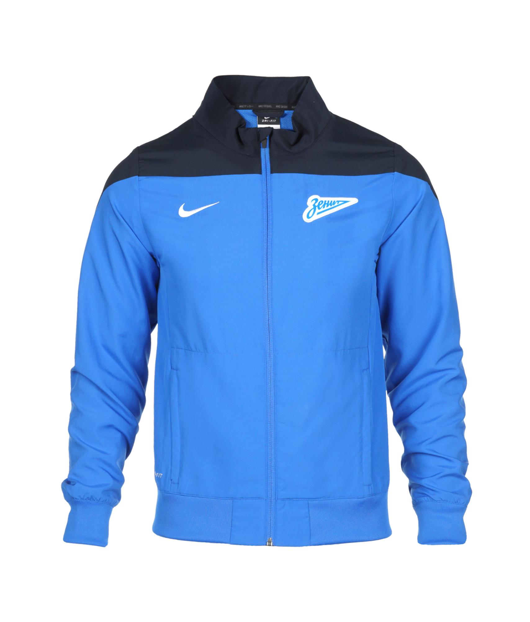 Куртка от костюма SQUAD SDLN WVN JKT, Цвет-Темно-Синий, Размер-L