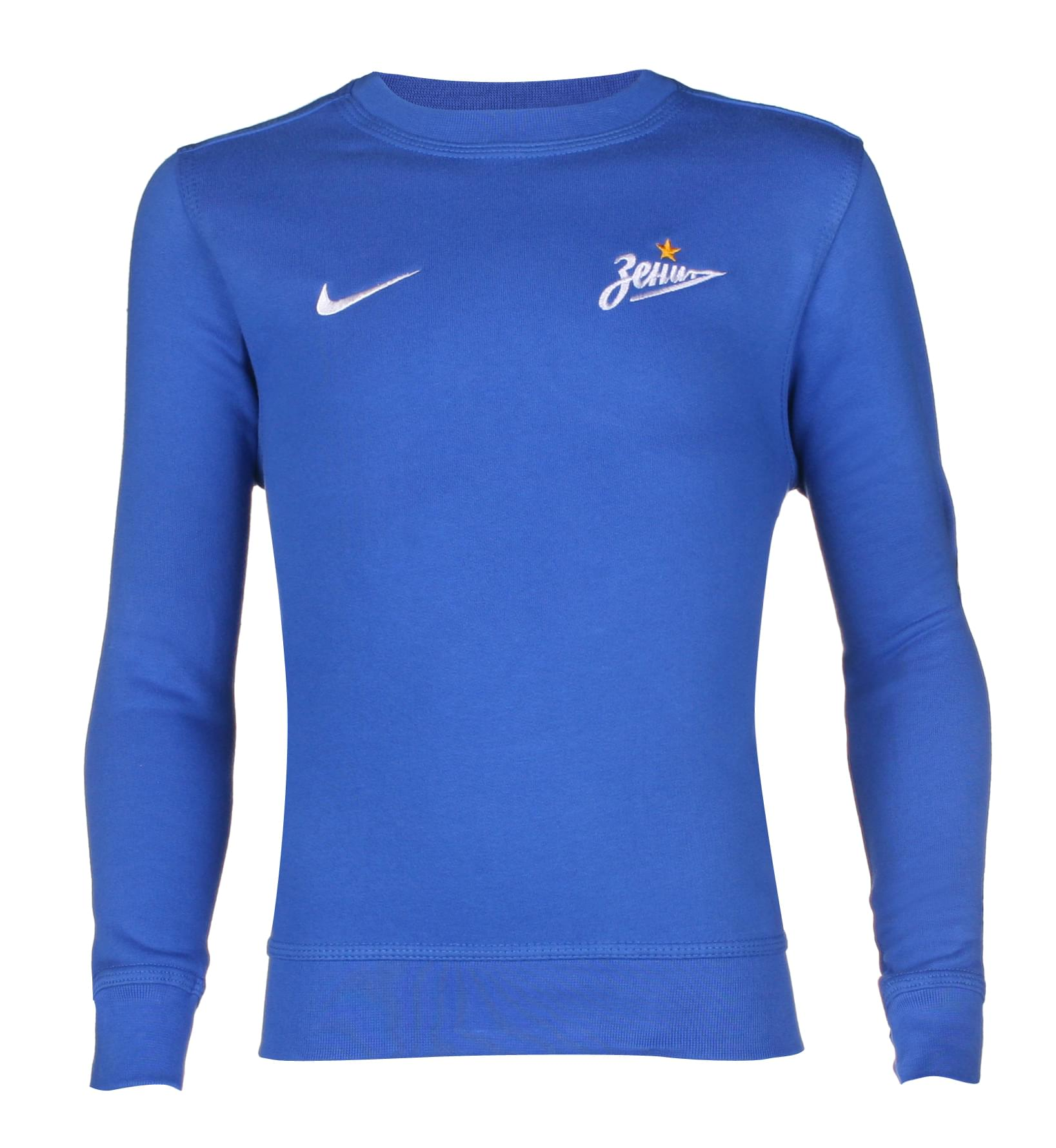 Свитшот подростковый Nike, Цвет-Синий, Размер-S