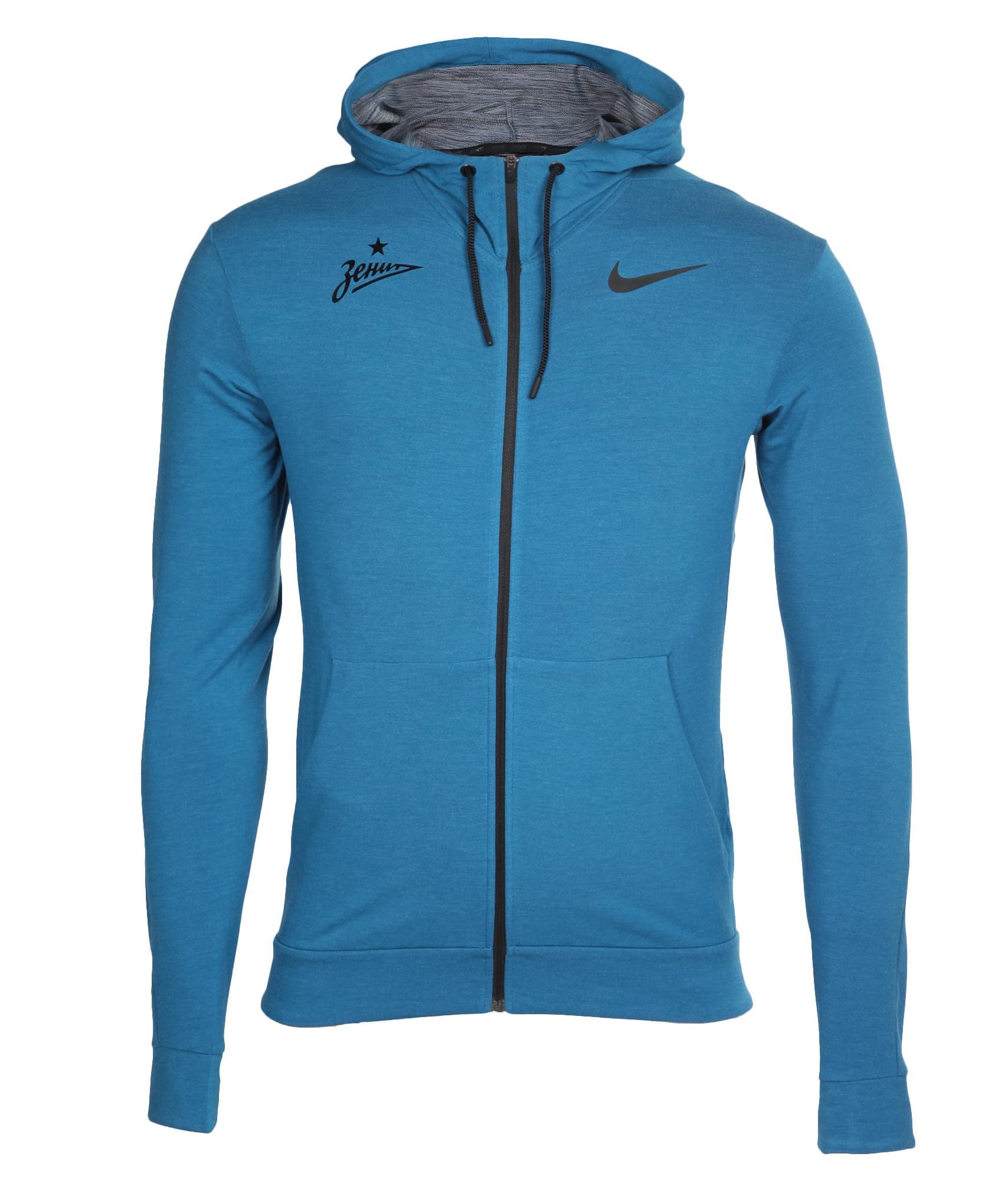 все цены на  Толстовка мужская Nike, Цвет-Синий, Размер-L  в интернете