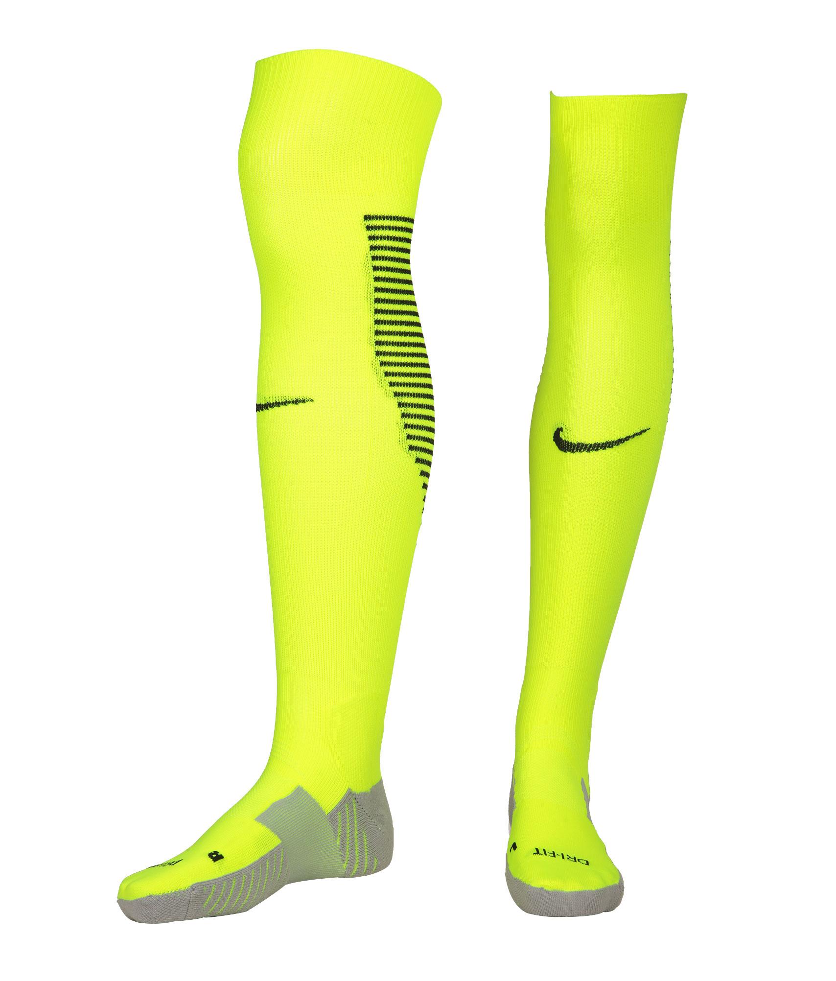 Гетры Nike вратарские Nike Цвет-Желтый