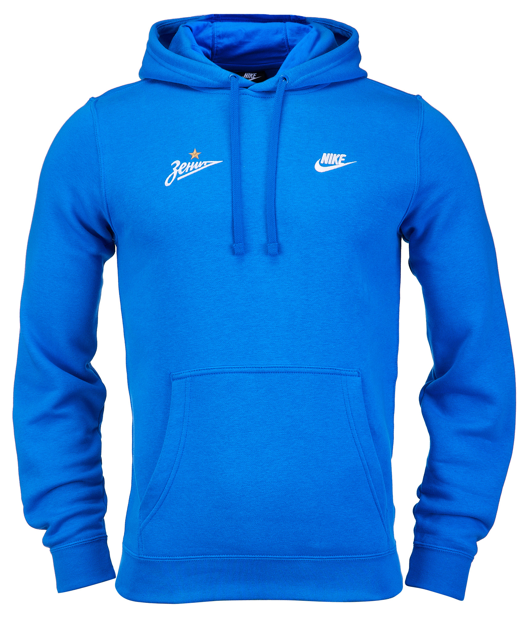 Толстовка мужская Nike Nike Цвет-Голубой