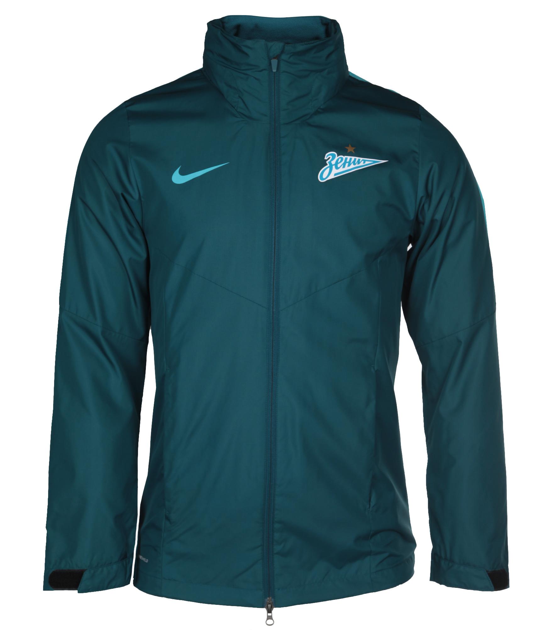Ветровка Nike  Цвет-Зеленый