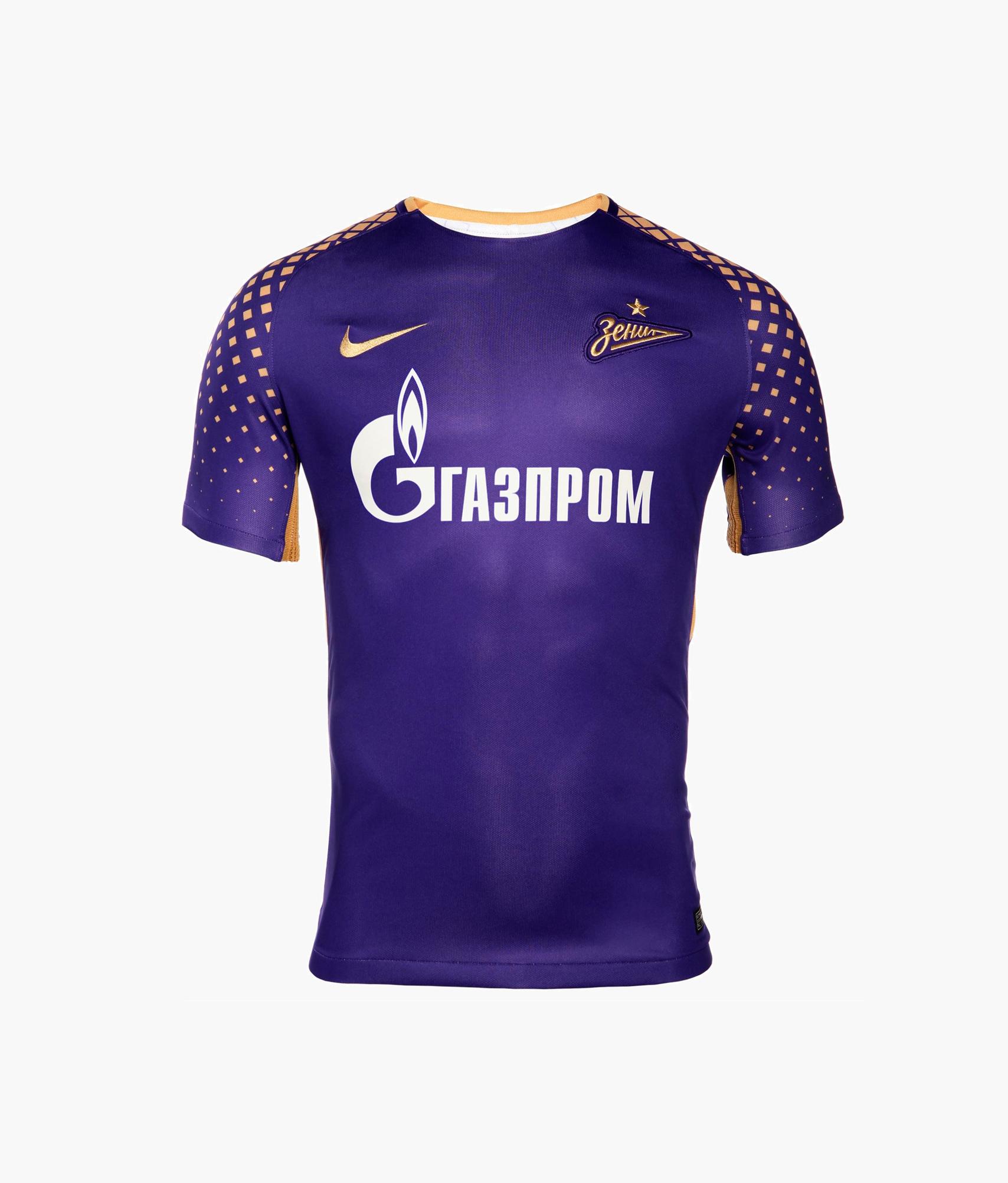 Оригинальная резервная футболка Nike сезона 2017/2018 Nike Цвет-Фиолетовый tom tailor рубашка