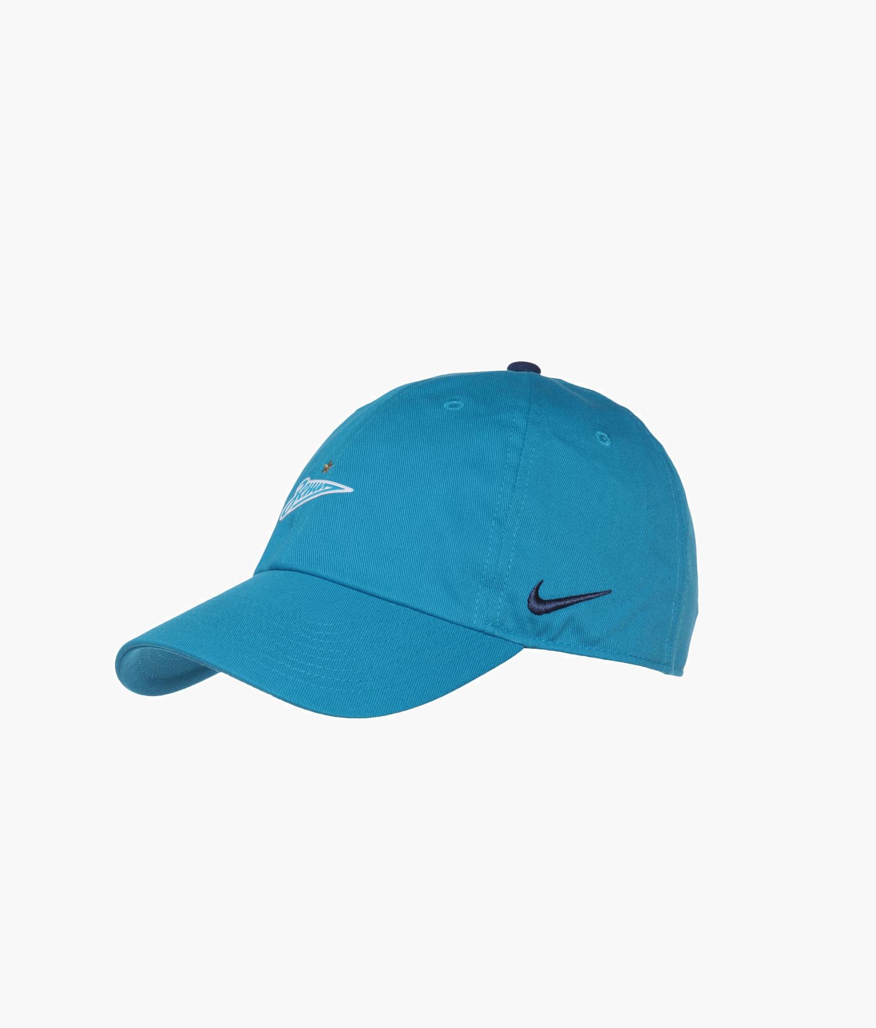 Бейсболка Nike Nike Цвет-Лазурный бейсболка nike run aw84 651659 413