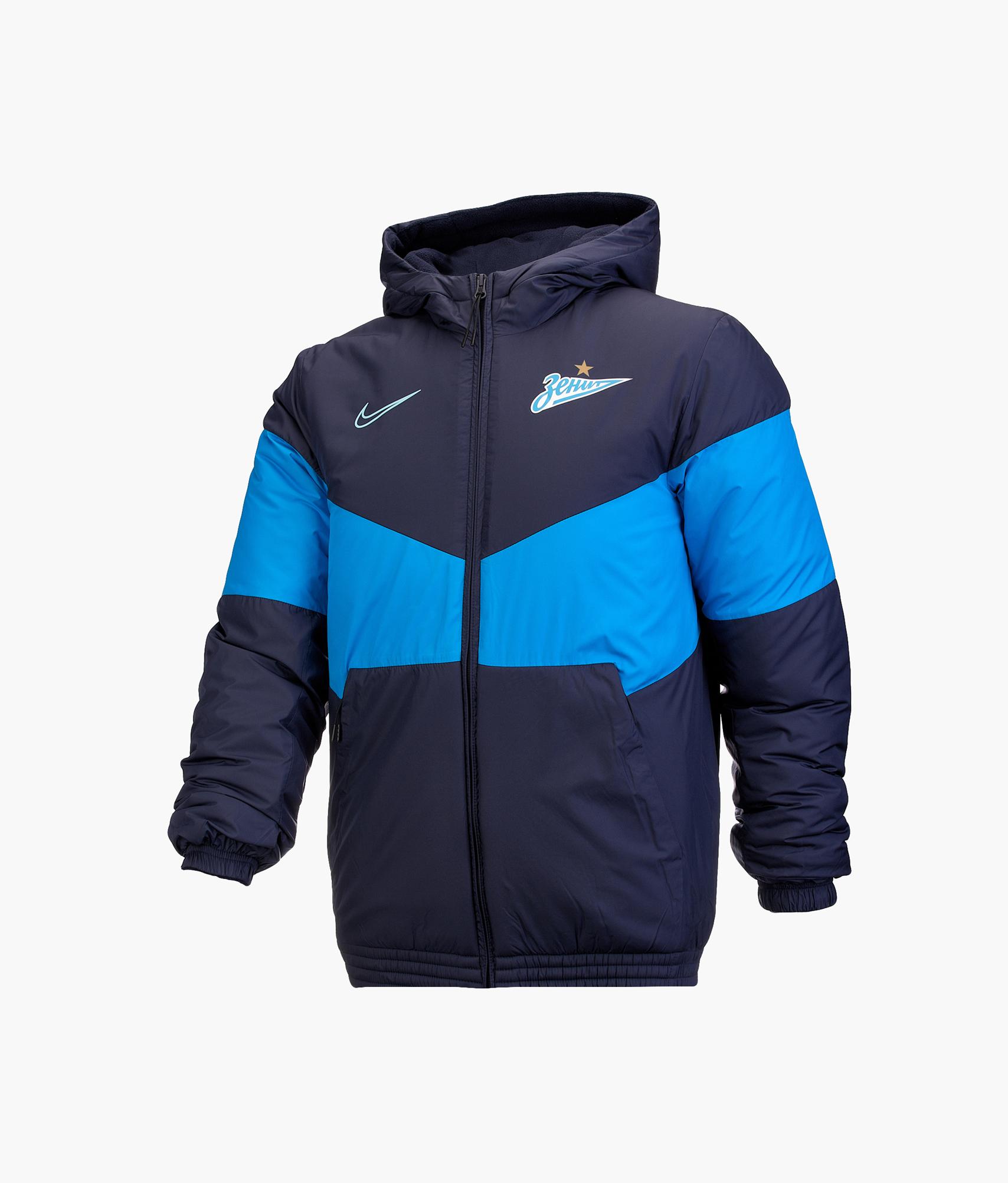 Куртка утепленная Nike Nike Цвет-Темно-Синий куртка утепленная подростковая nike цвет синий