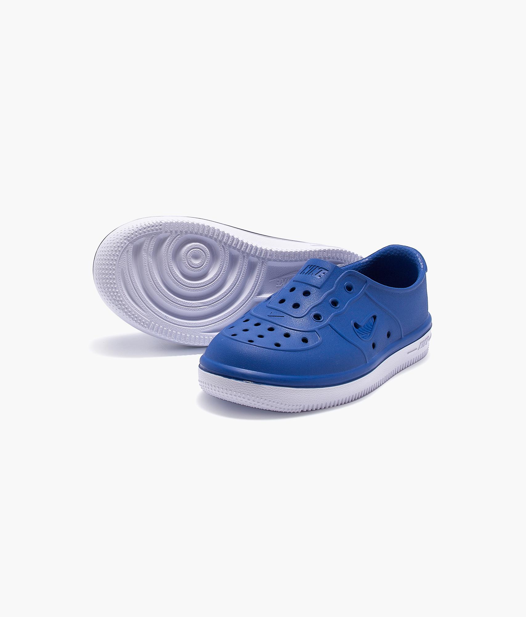 Кроссовки детские Nike Nike Цвет-Синий кроссовки nike free rn psv 833991 402 синий 28 5