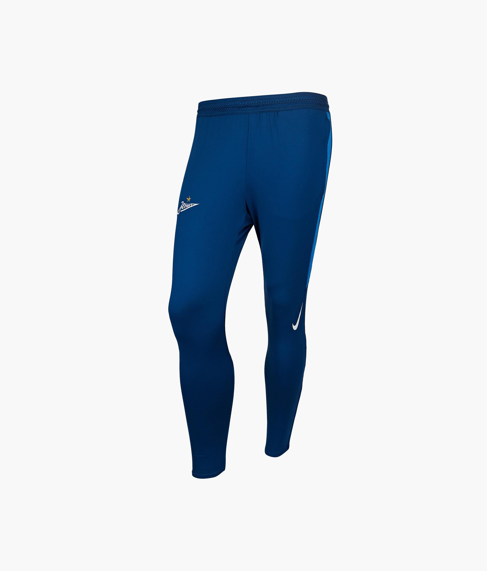 Брюки тренировочные Nike Nike Цвет-Синий бейсболка nike nike ni464ckdsih8