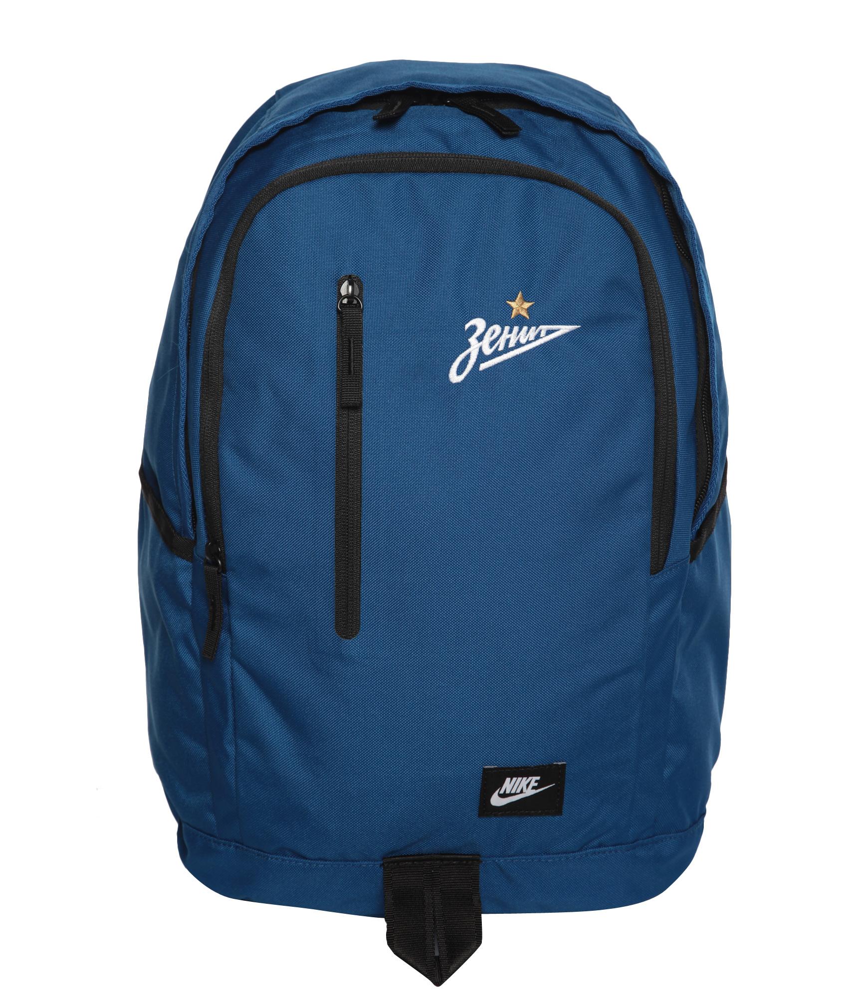 купить Рюкзак Nike, Цвет-Синий, Размер-MISC недорого