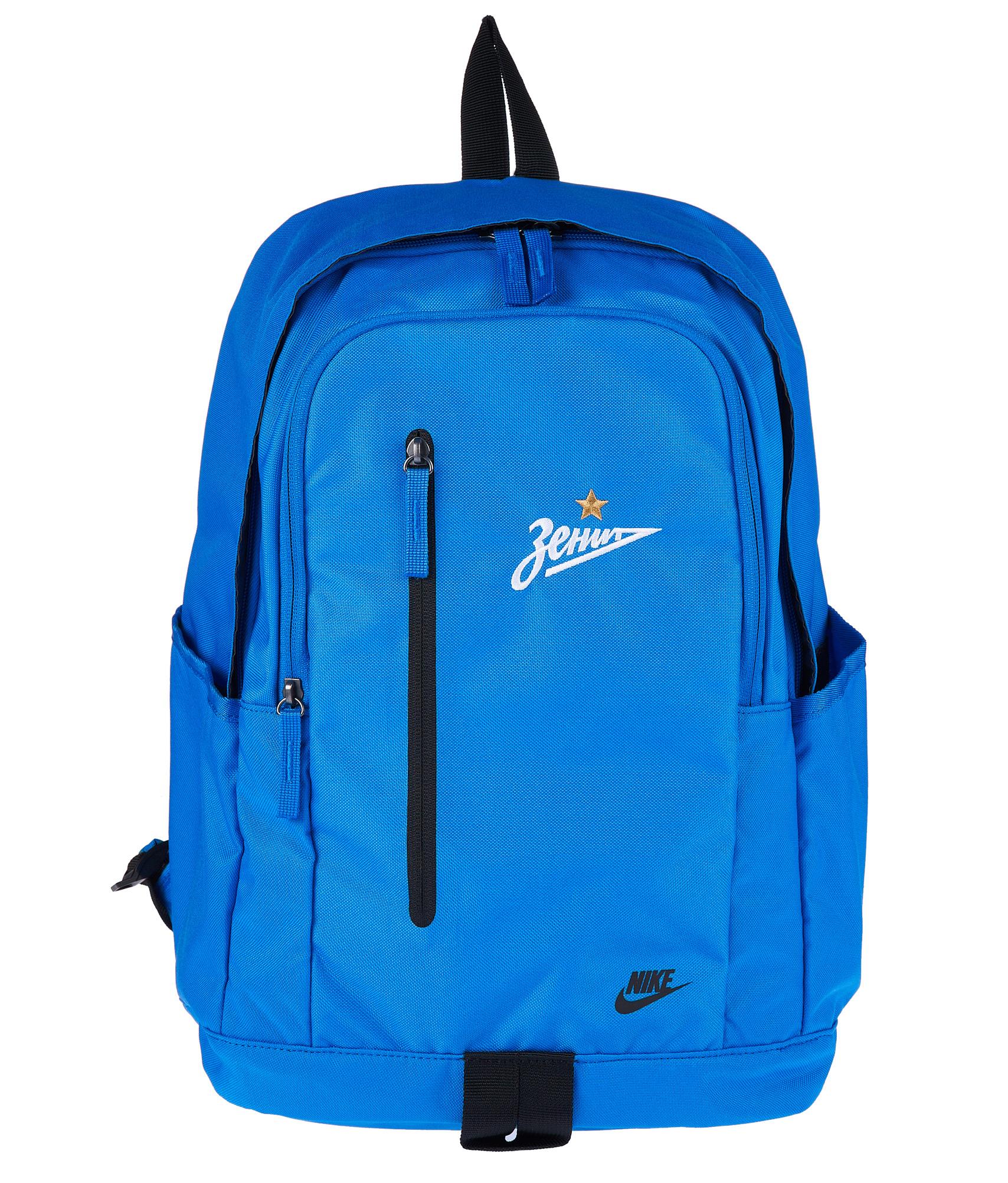 Рюкзак Nike Nike Цвет-Синий nike nike ni464aghca01