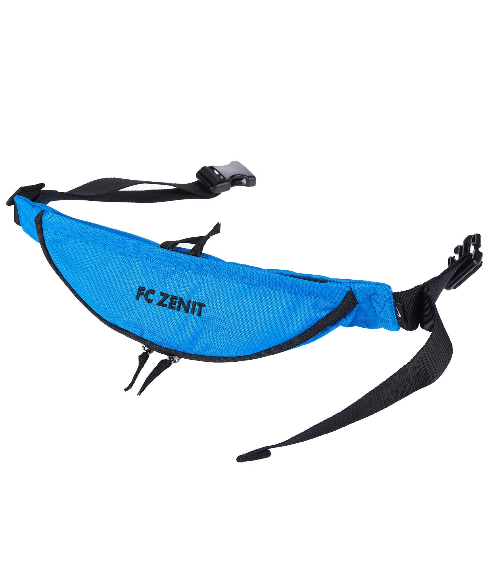 Сумка поясная Nike Nike Цвет-Голубой сумка спортивная nike nike ni464buufb77