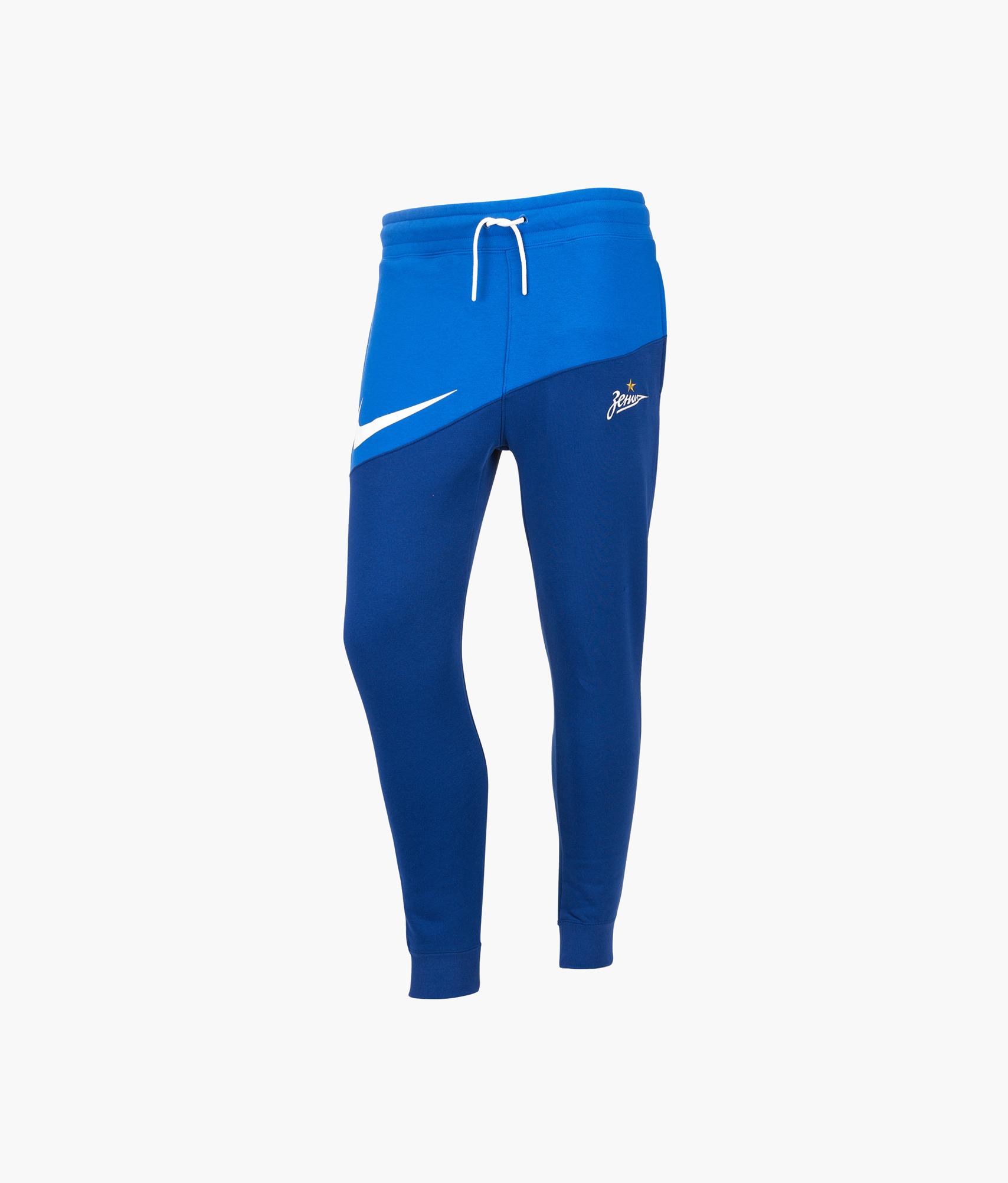Брюки Nike Nike Цвет-Синий сланцы nike nike ni464amfbf61