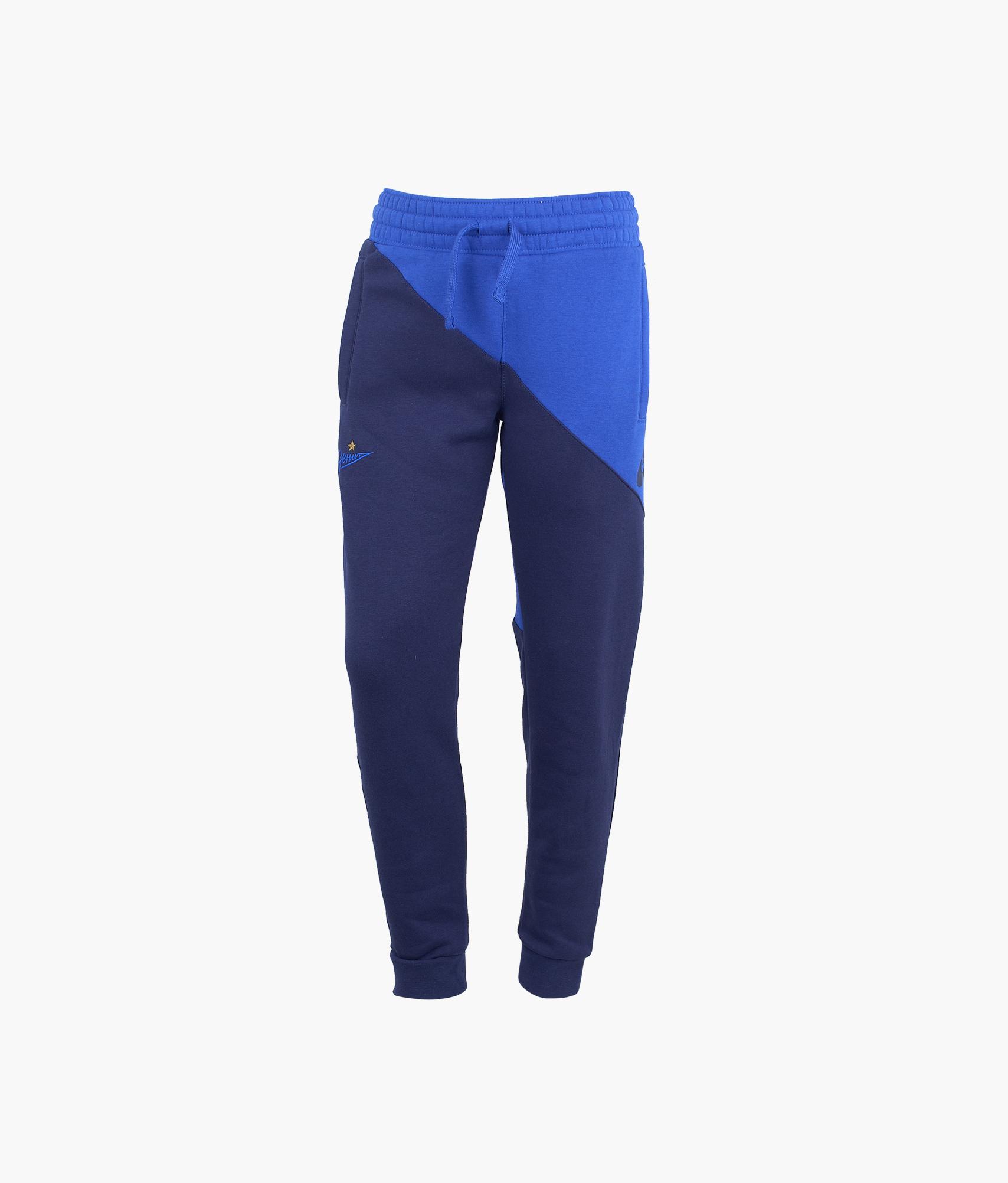 Брюки подростковые Nike Цвет-Синий
