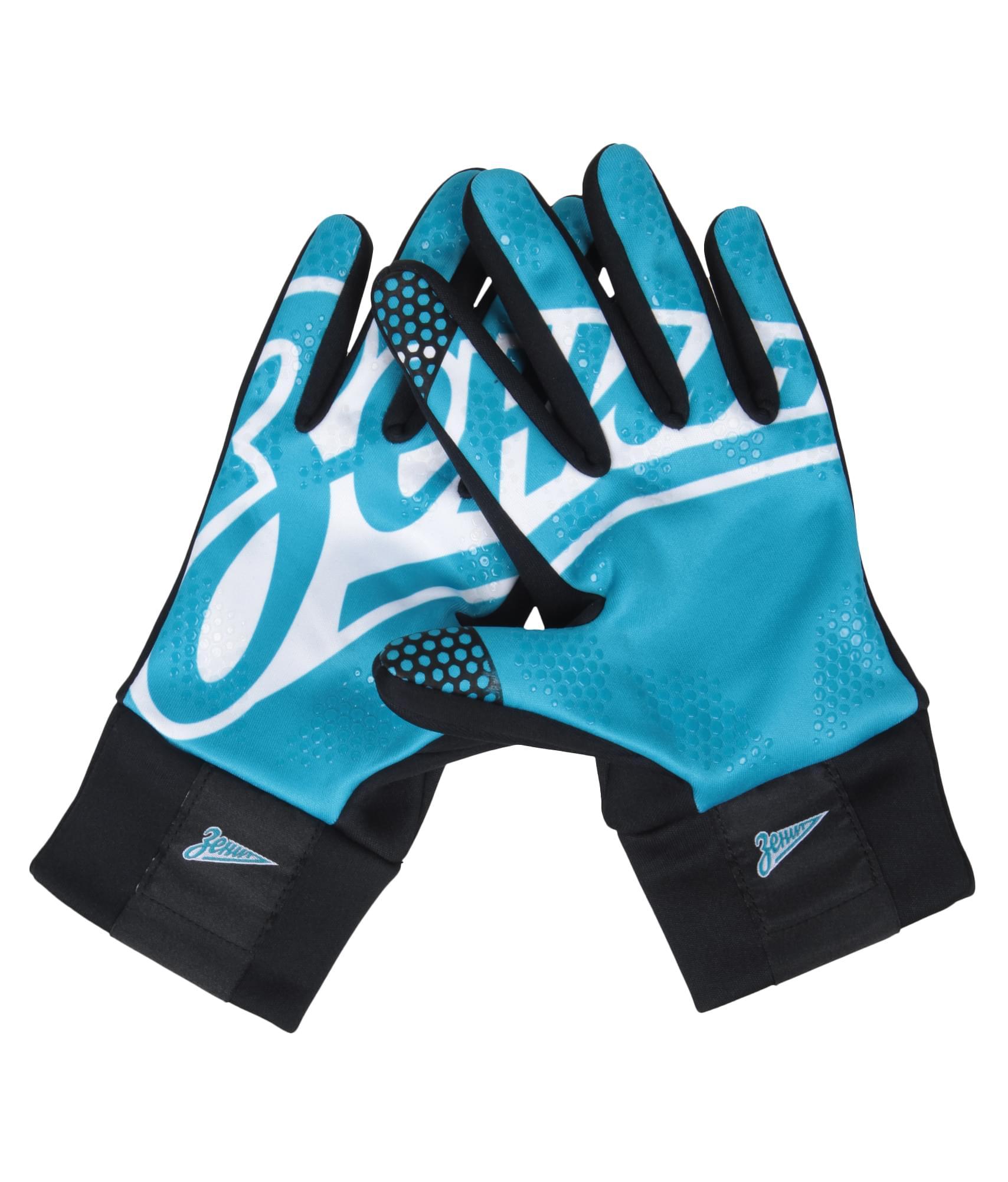 Перчатки утепленные Nike, Цвет-Черный, Размер-S