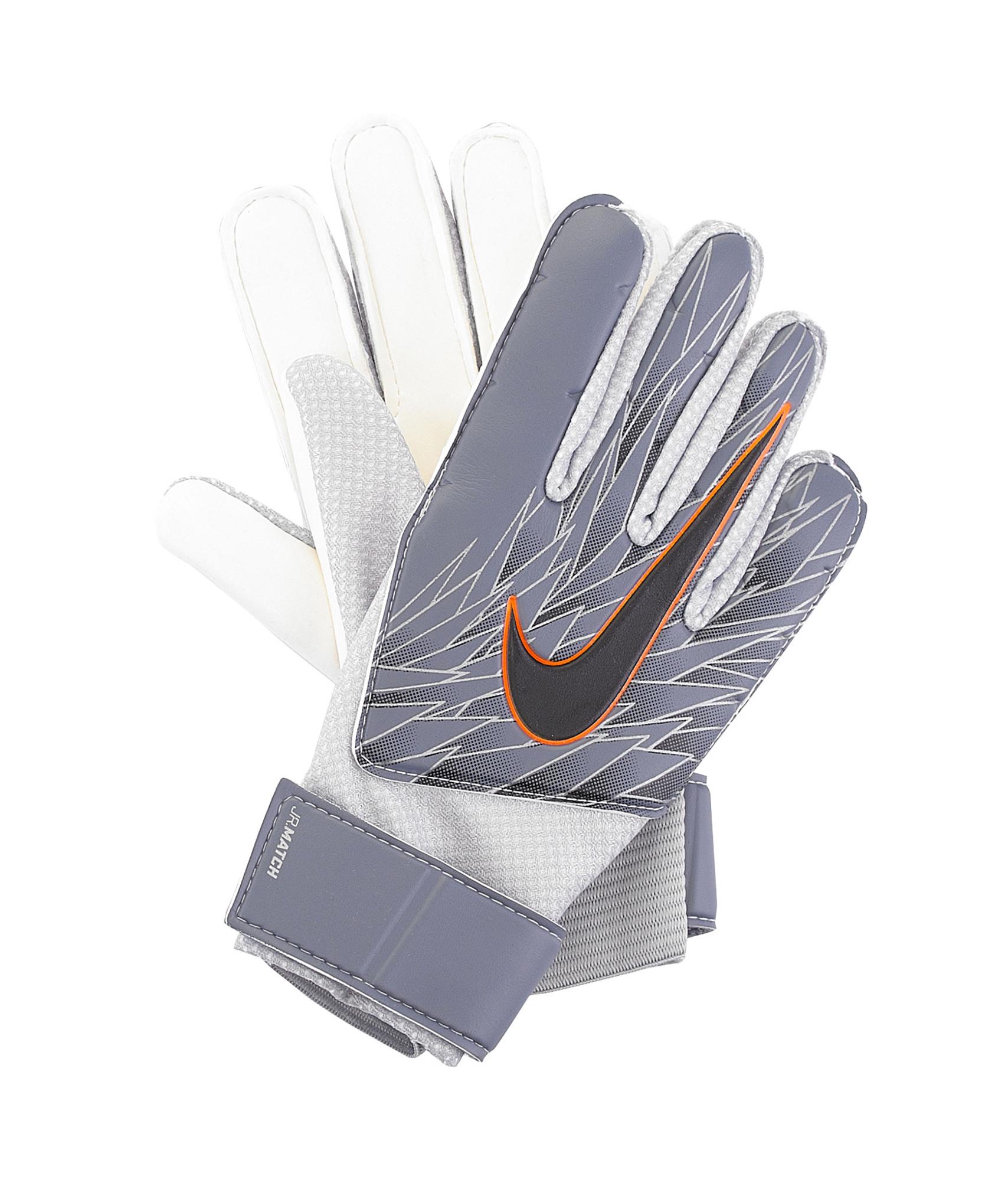 Перчатки вратарские детские Nike Nike Цвет-Серый недорго, оригинальная цена